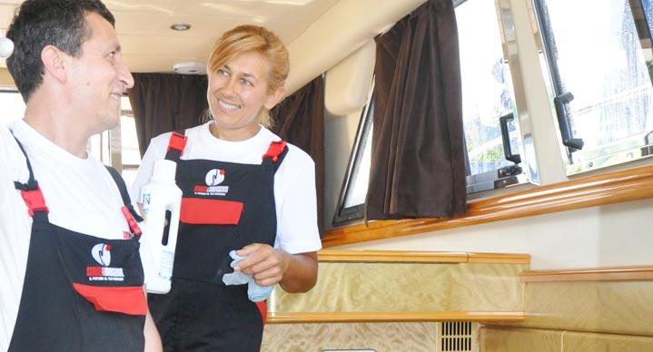 lavaggio interni barche e yachts-10- servizi e innovazioni