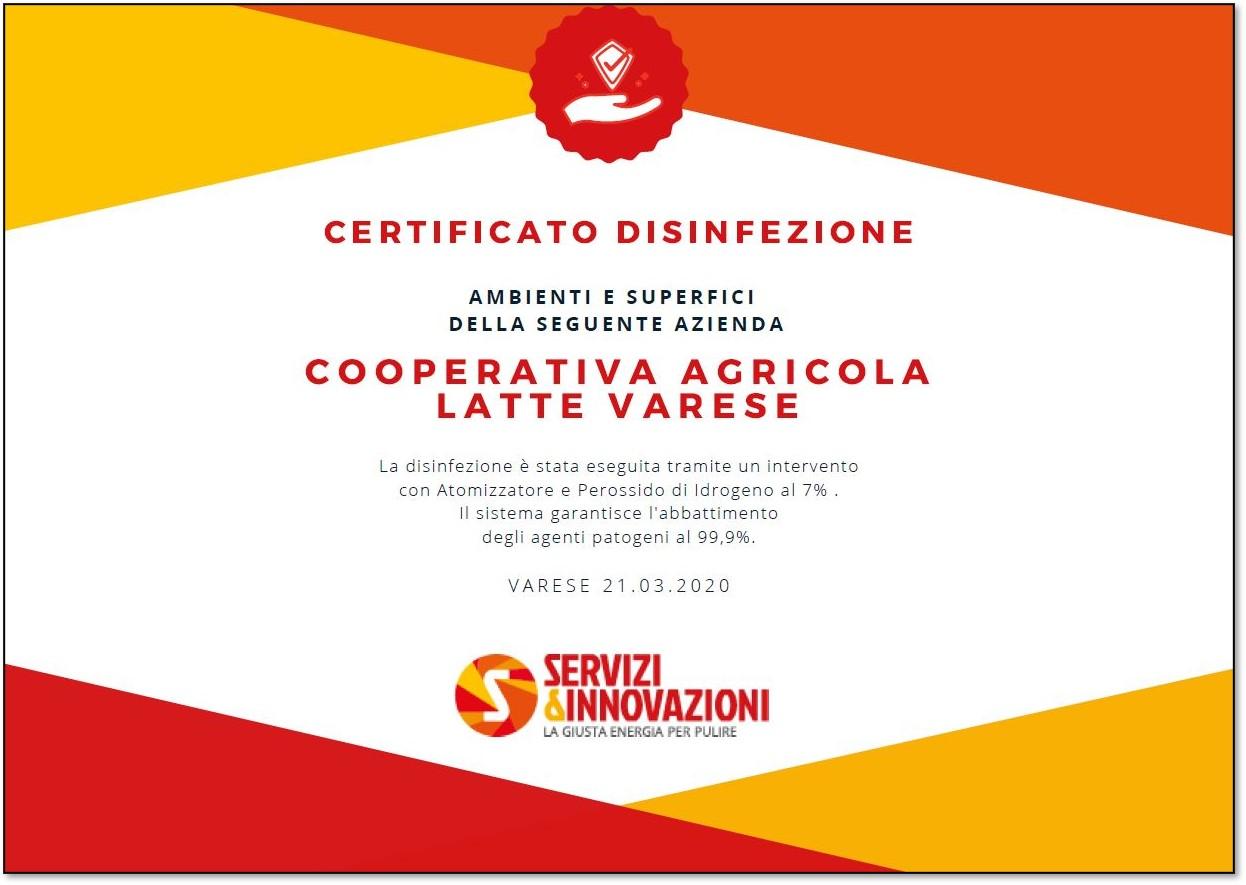 certificato-disinfezione_azienda_produzione_centralelattevarese